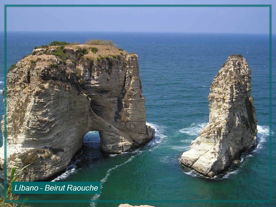 Líbano - Beirut Raouche