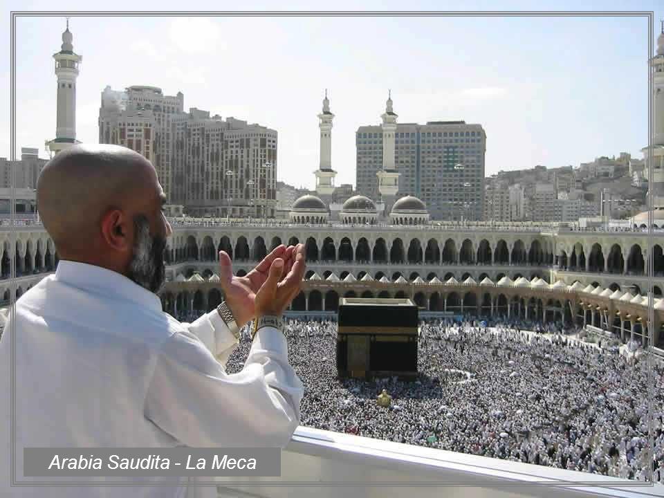 Arabia Saudita - La Meca