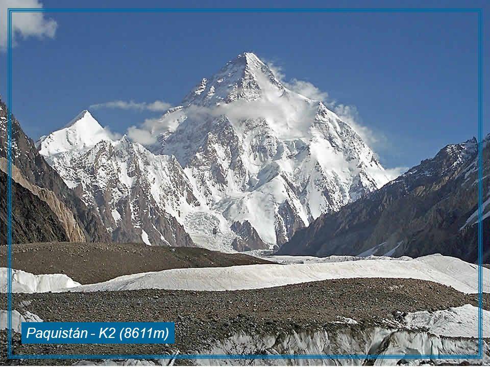 Paquistán - K2 (8611m)