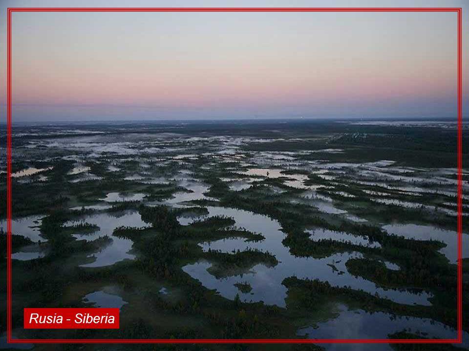Rusia - Siberia