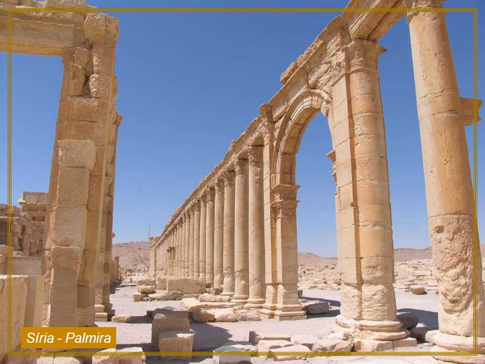 Síria - Palmira