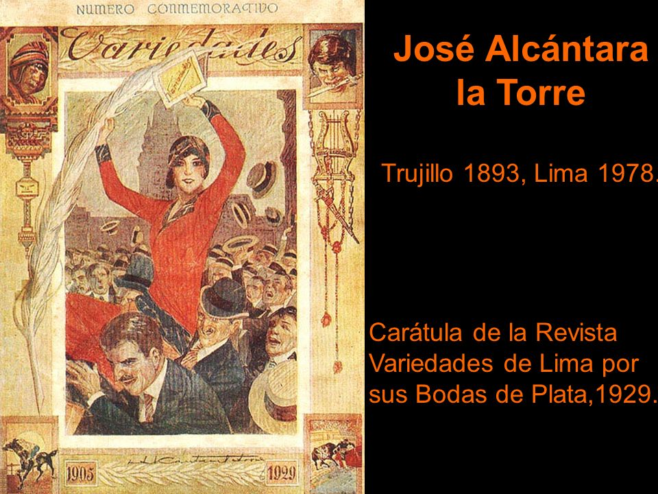 José Alcántara la Torre
