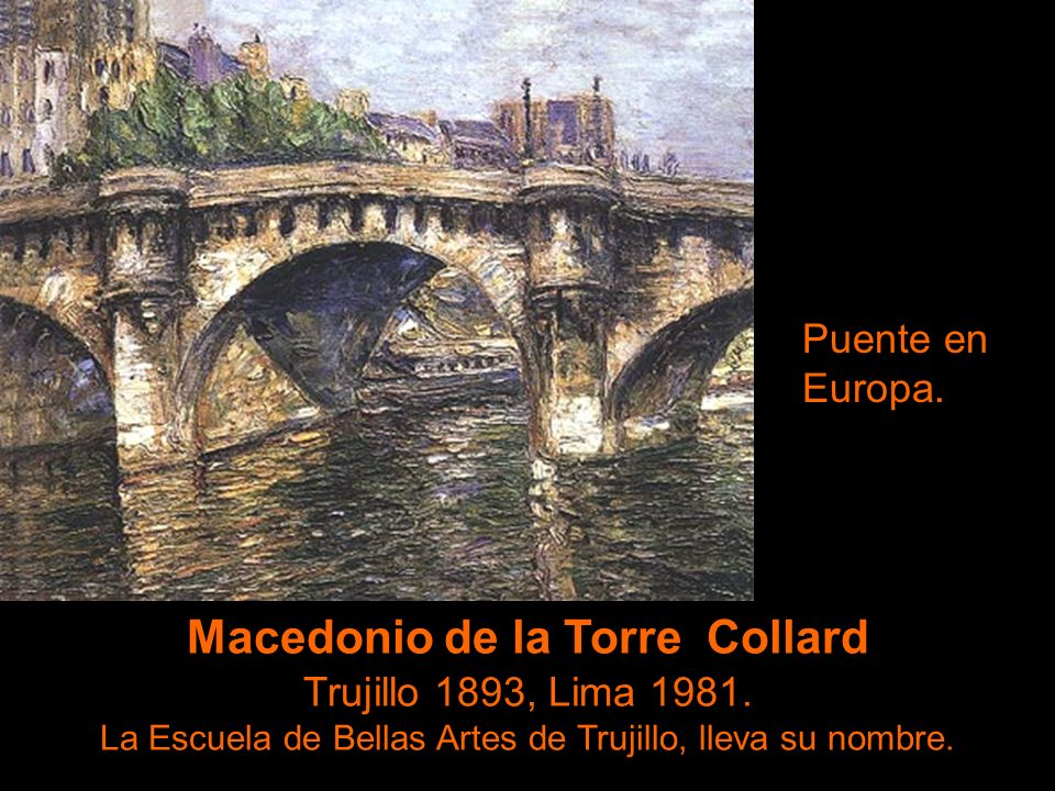 Macedonio de la Torre Collard