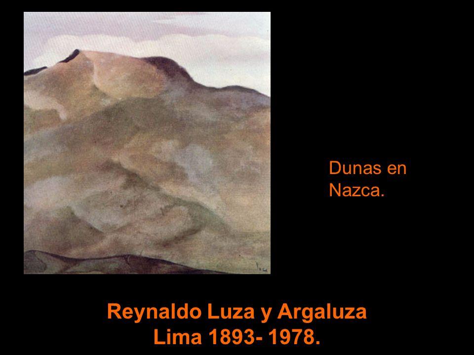 Reynaldo Luza y Argaluza