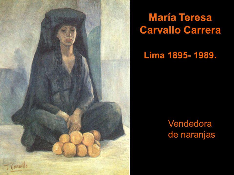 María Teresa Carvallo Carrera