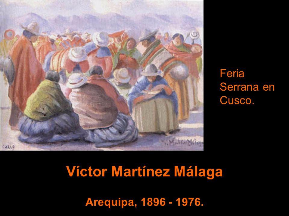 Víctor Martínez Málaga