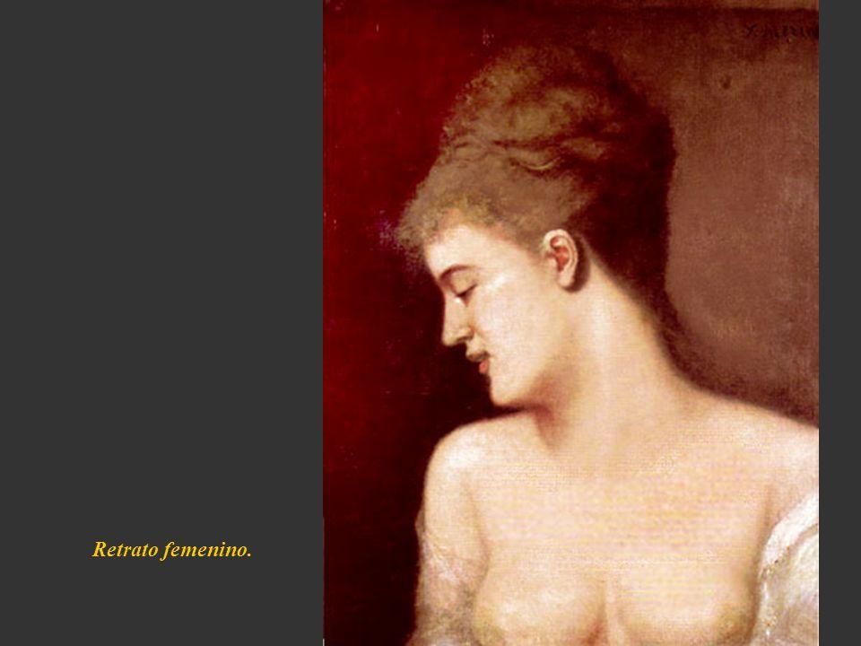 Retrato femenino.