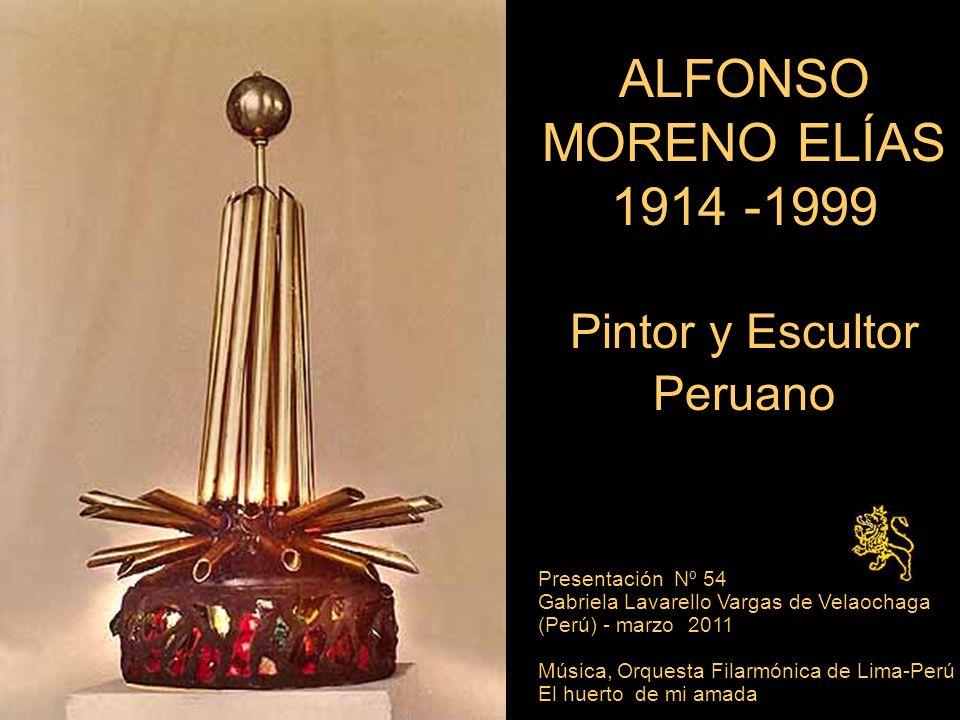 Pintor y Escultor Peruano