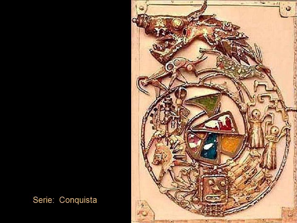 Serie: Conquista