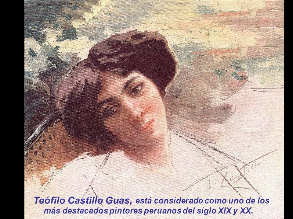 Teófilo Castillo Guas, está considerado como uno de los