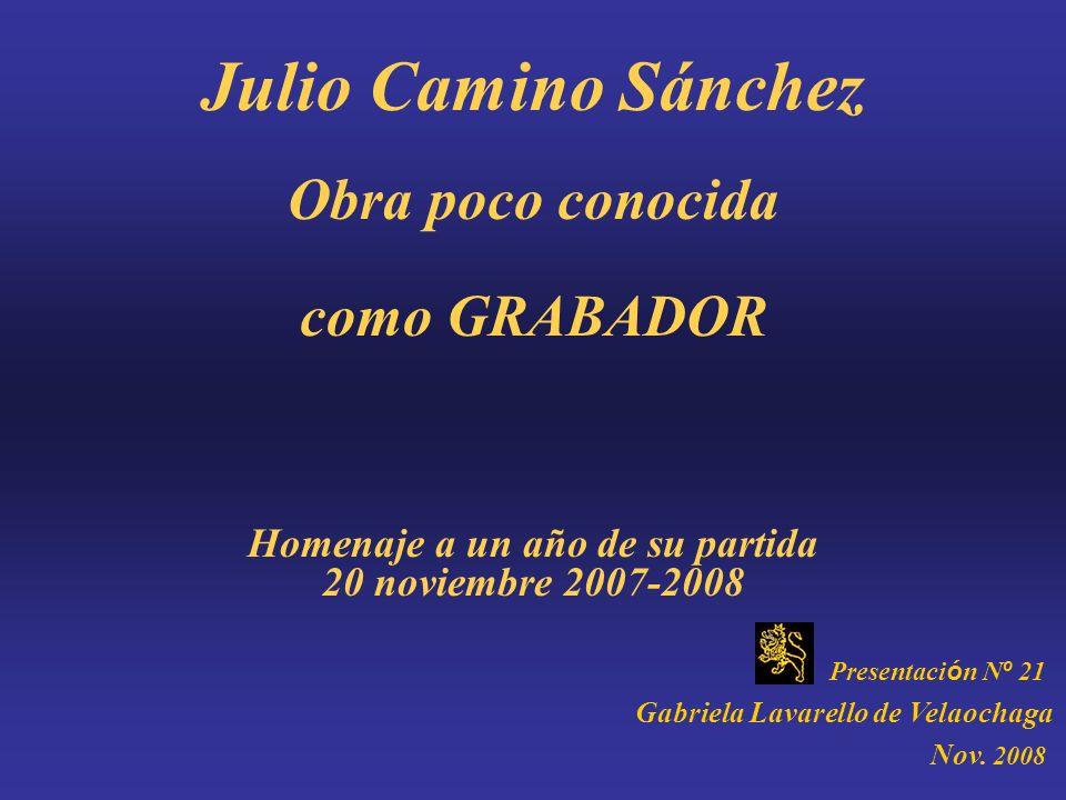 Homenaje a un año de su partida Gabriela Lavarello de Velaochaga