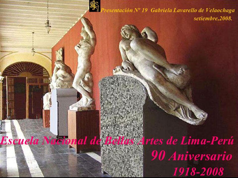 Presentación Nº 19 Gabriela Lavarello de Velaochaga setiembre,2008.