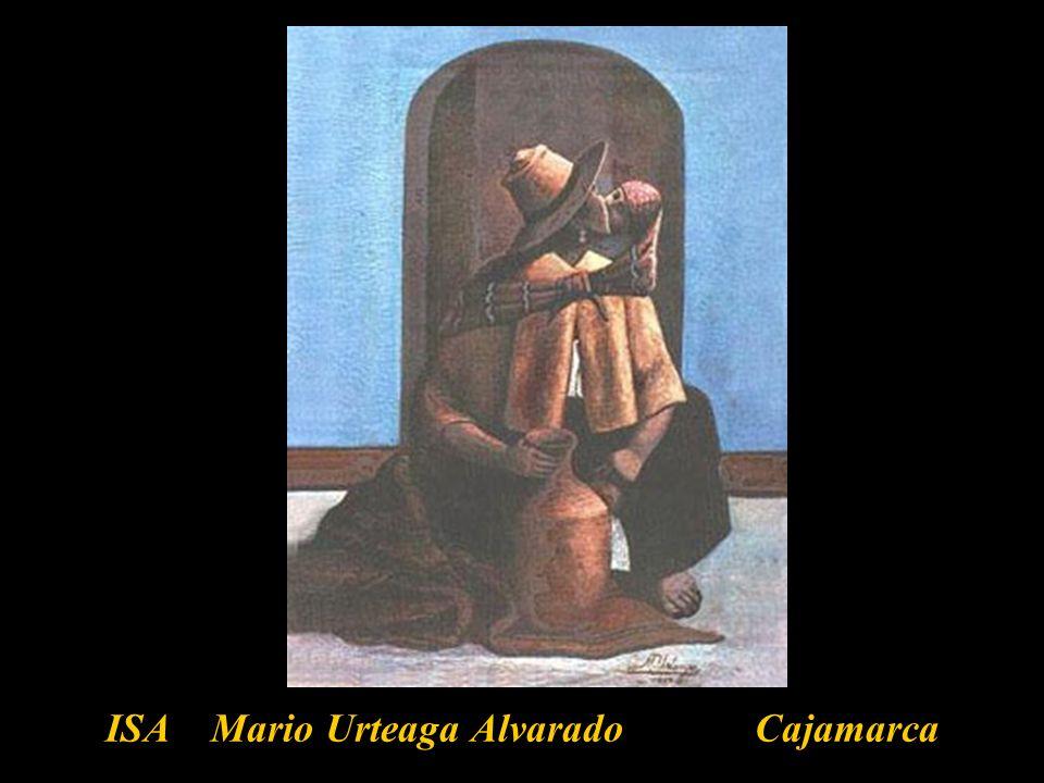 ISA Mario Urteaga Alvarado Cajamarca