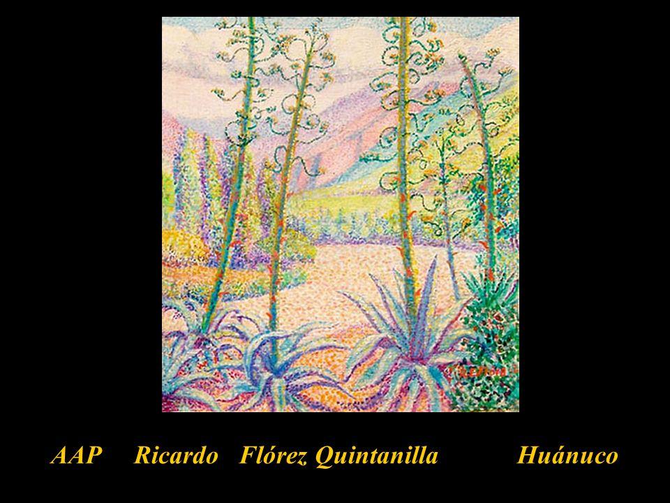AAP Ricardo Flórez Quintanilla Huánuco