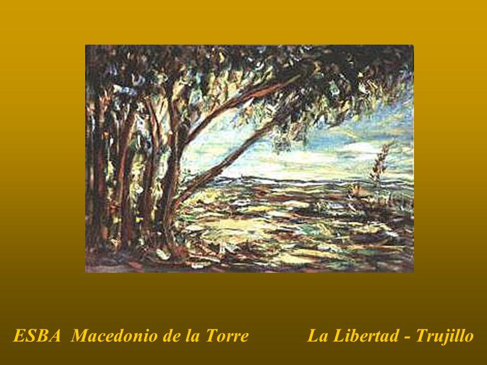 ESBA Macedonio de la Torre La Libertad - Trujillo