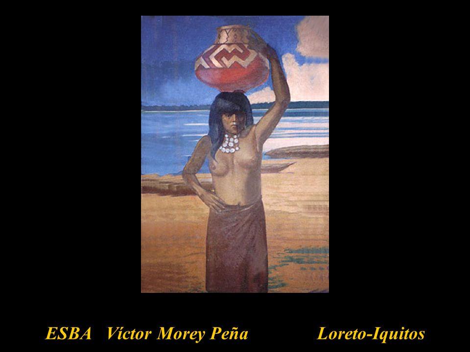 ESBA Víctor Morey Peña Loreto-Iquitos