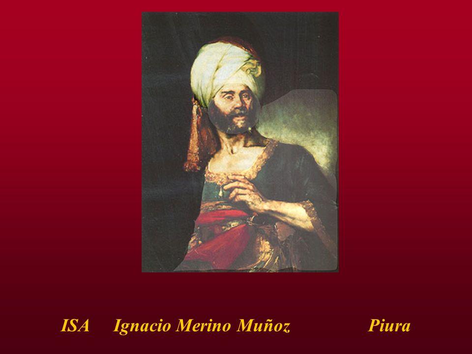 ISA Ignacio Merino Muñoz Piura