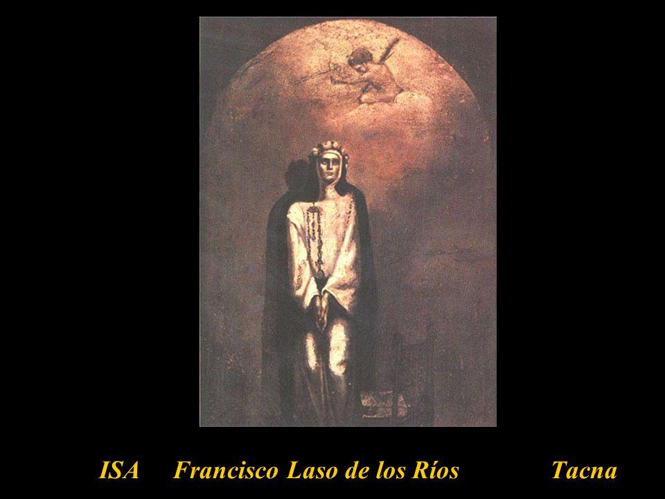 ISA Francisco Laso de los Ríos Tacna