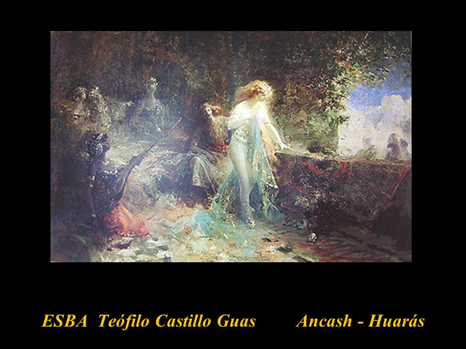 ESBA Teófilo Castillo Guas Ancash - Huarás
