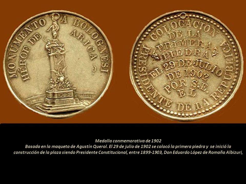 Medalla conmemorativa de 1902