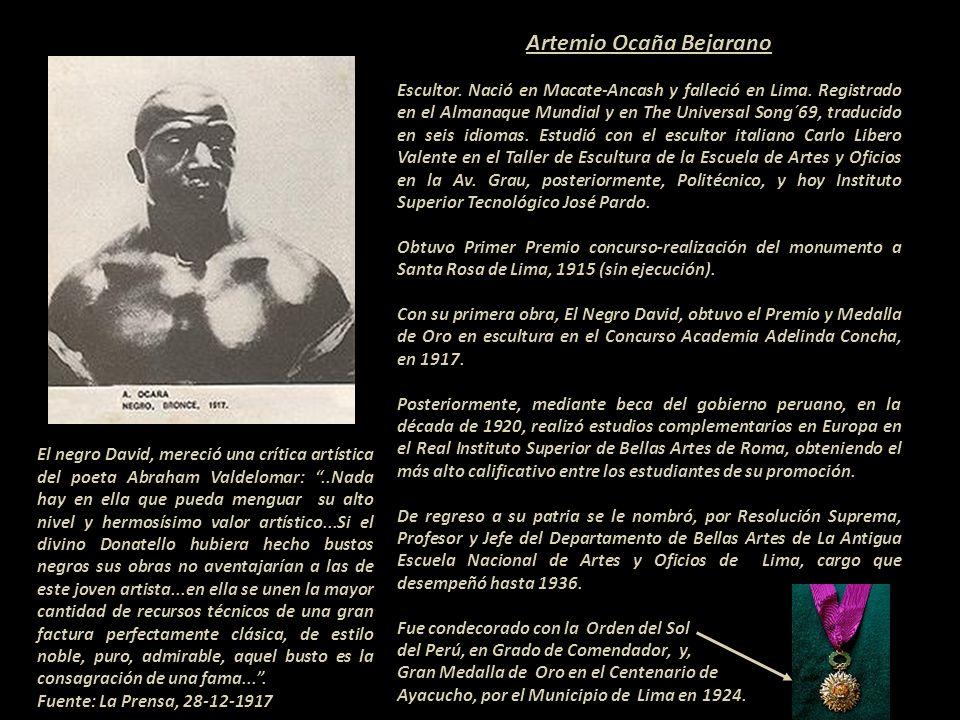 Artemio Ocaña Bejarano
