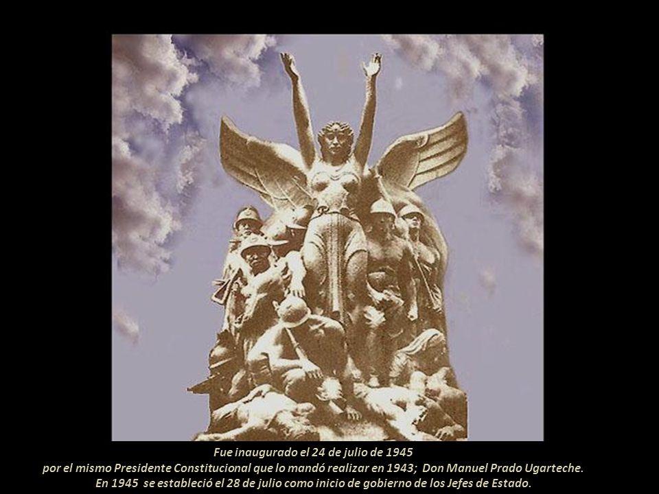 Fue inaugurado el 24 de julio de 1945