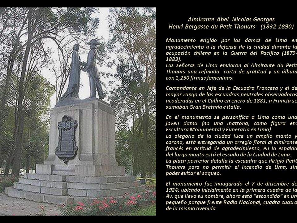 Almirante Abel Nicolas Georges