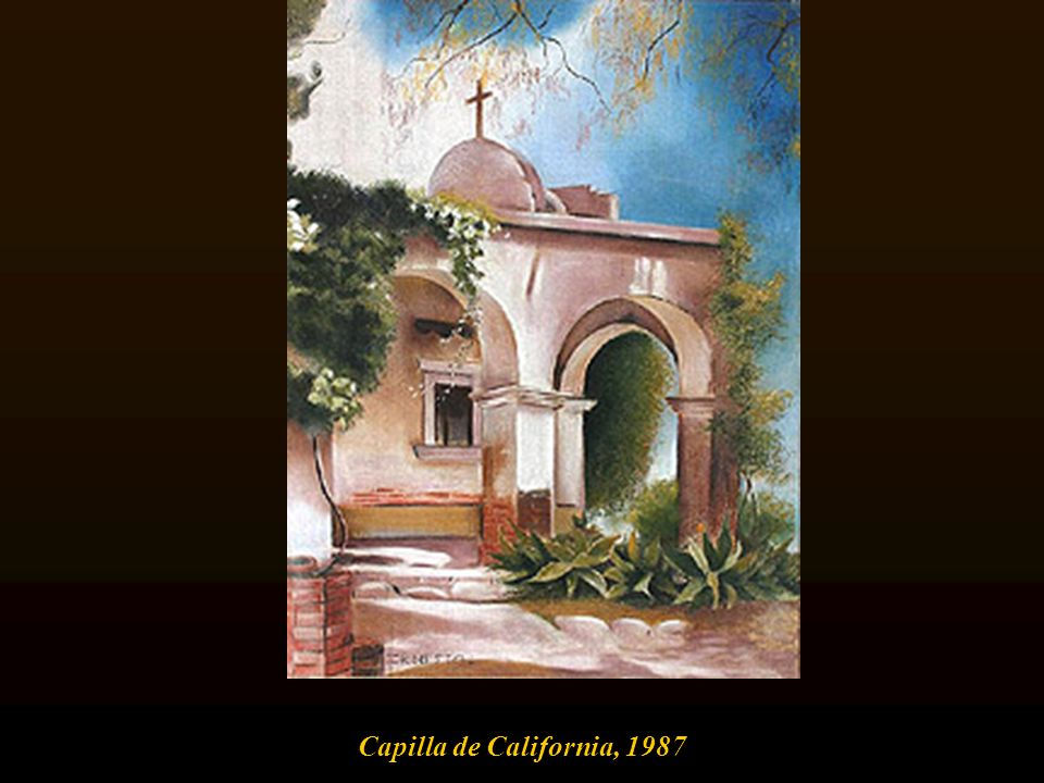 Capilla de California, 1987