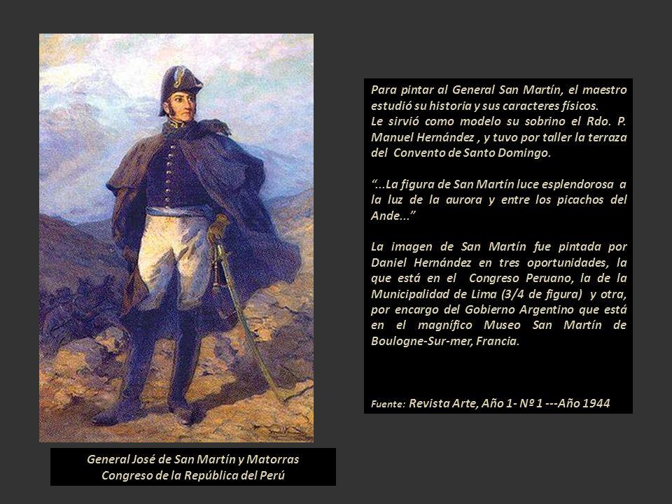 General José de San Martín y Matorras