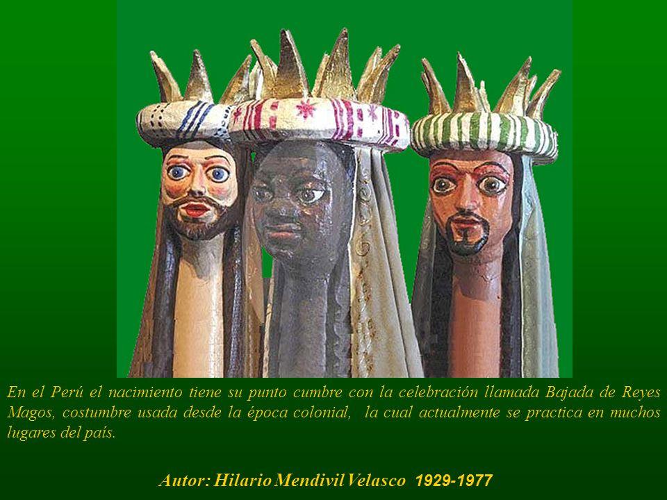 En el Perú el nacimiento tiene su punto cumbre con la celebración llamada Bajada de Reyes Magos, costumbre usada desde la época colonial, la cual actualmente se practica en muchos lugares del país.