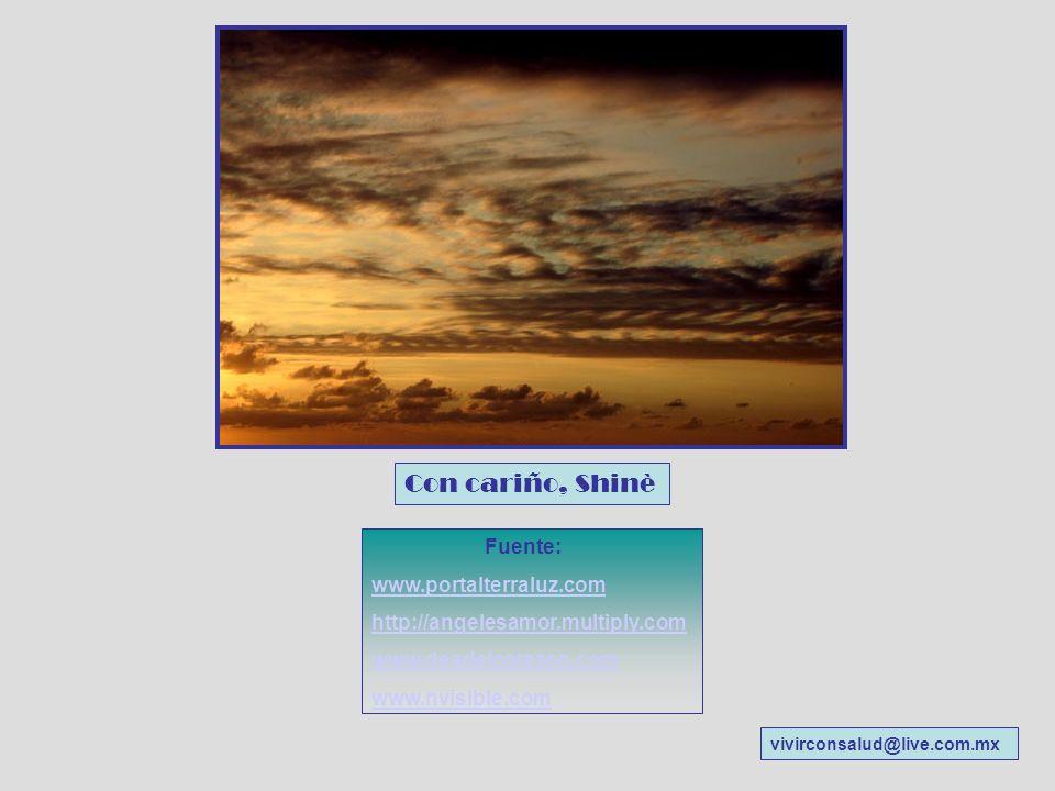 Con cariño, Shinè Fuente: www.portalterraluz.com