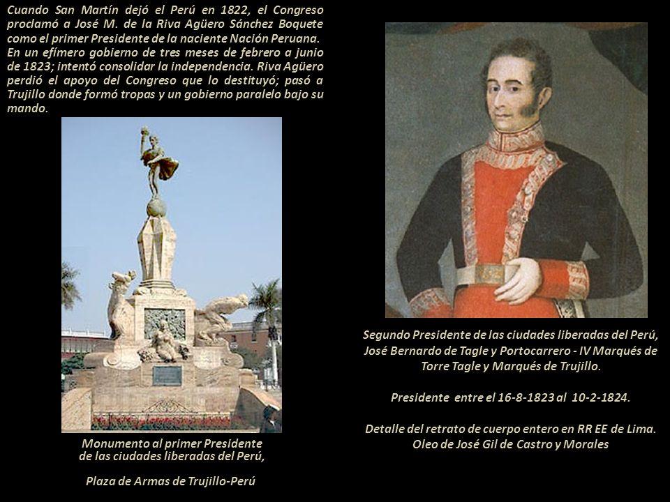 Presidente entre el 16-8-1823 al 10-2-1824.