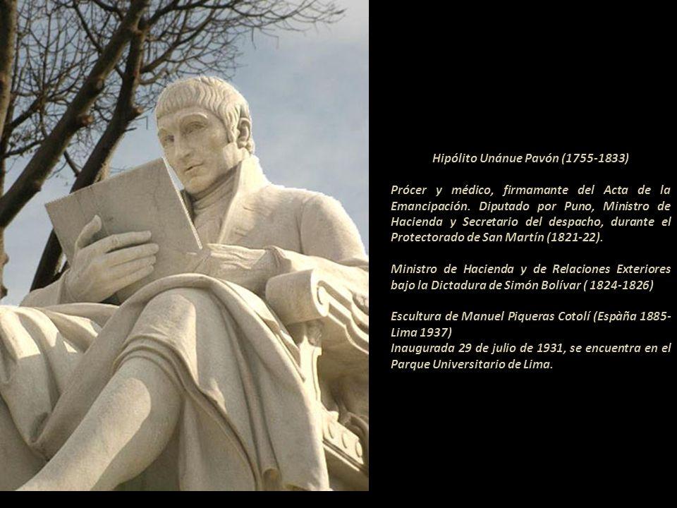 Hipólito Unánue Pavón (1755-1833)