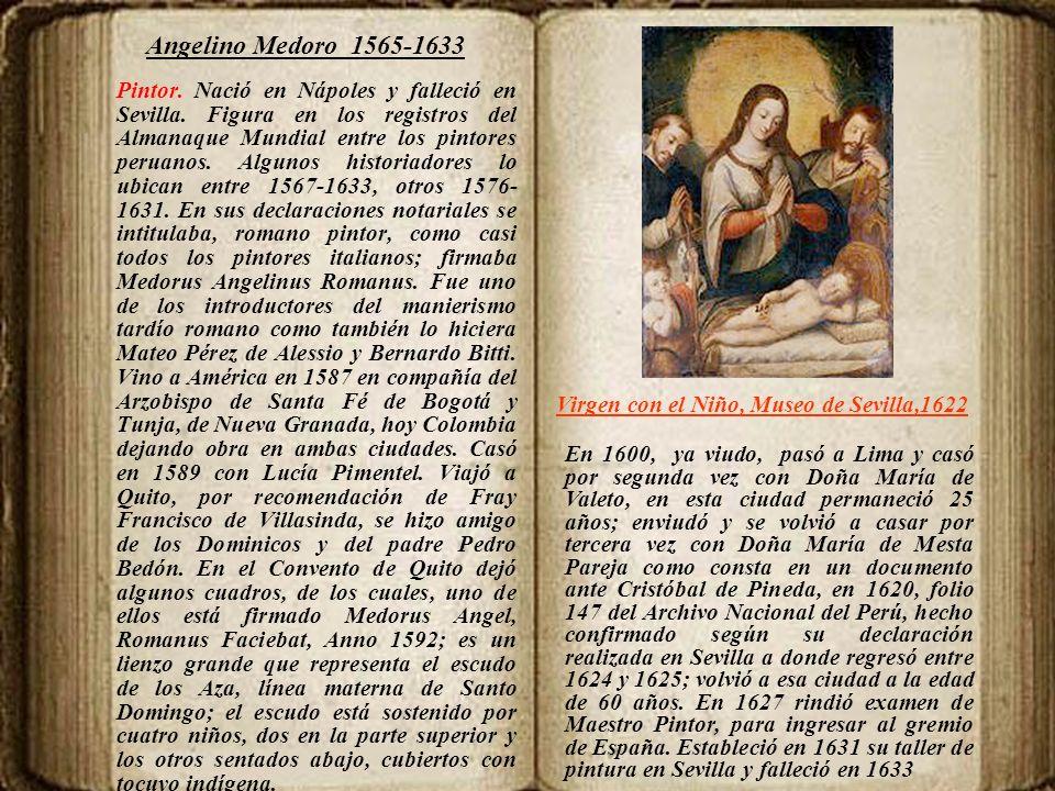 Angelino Medoro 1565-1633