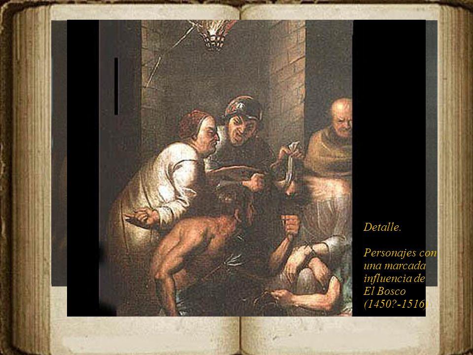 Cristo vendado y mofado (burlado)