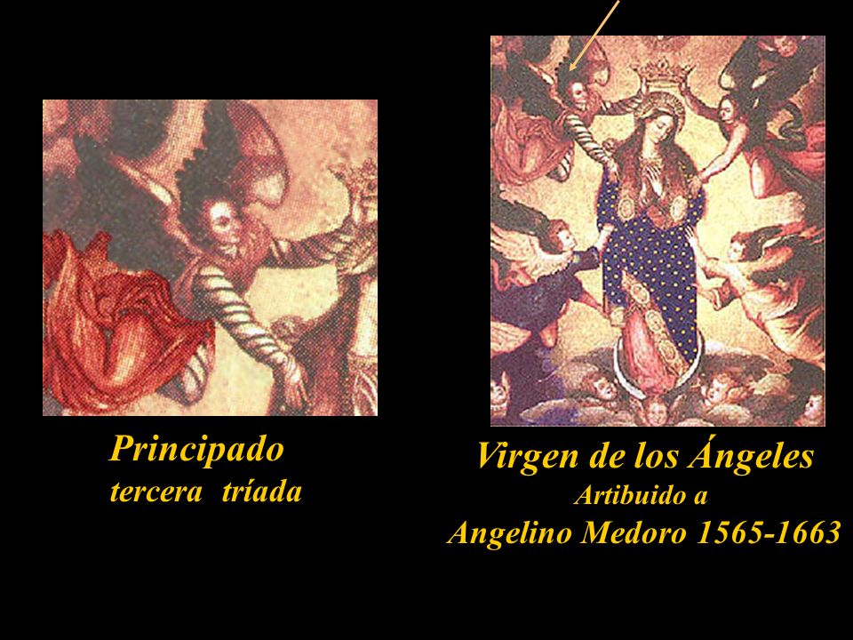 Principado Virgen de los Ángeles