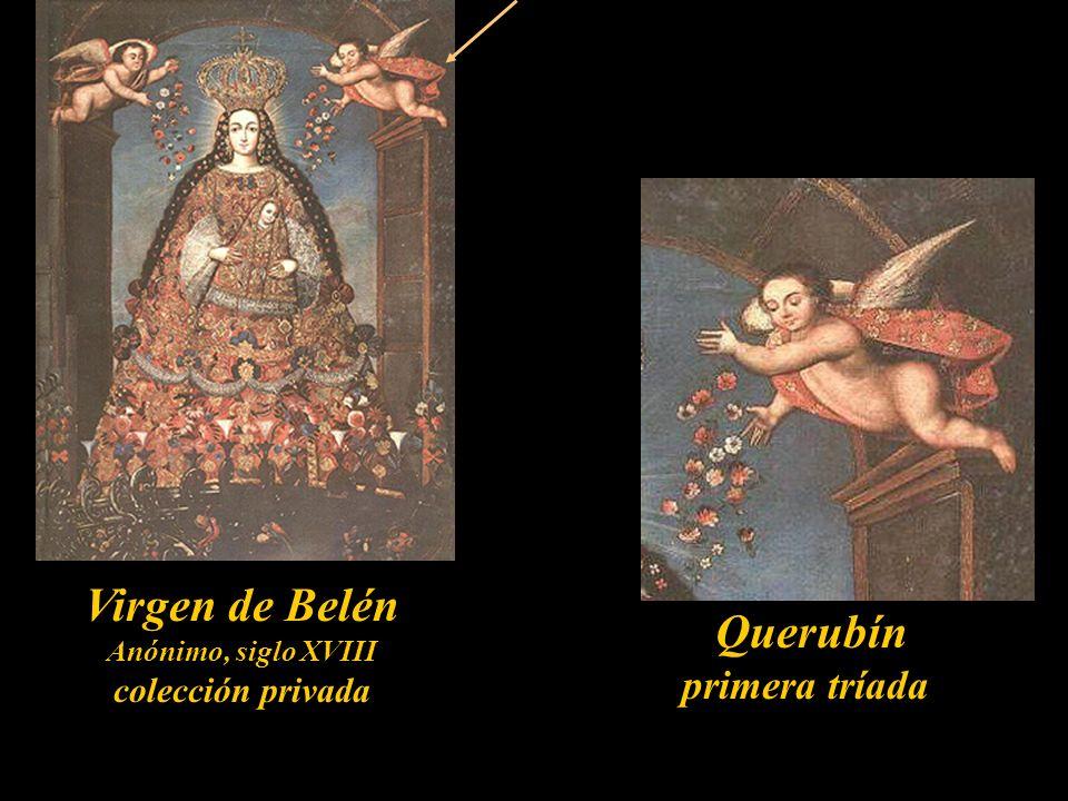Virgen de Belén Querubín
