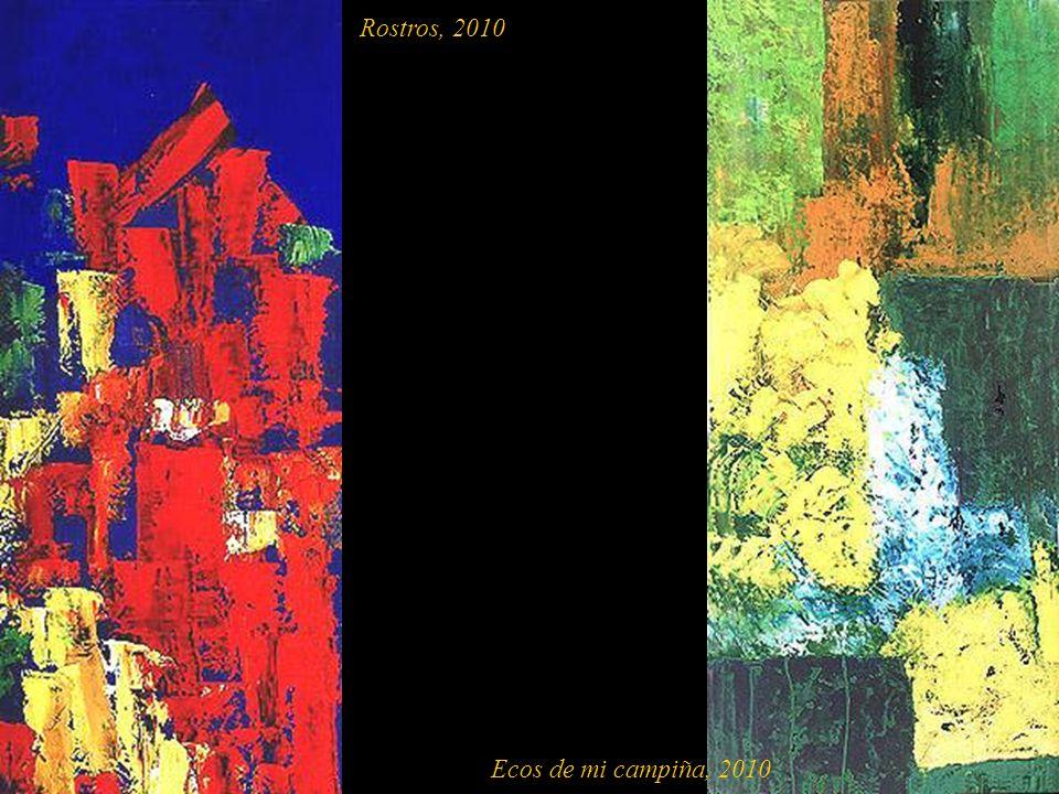 Rostros, 2010 Ecos de mi campiña, 2010