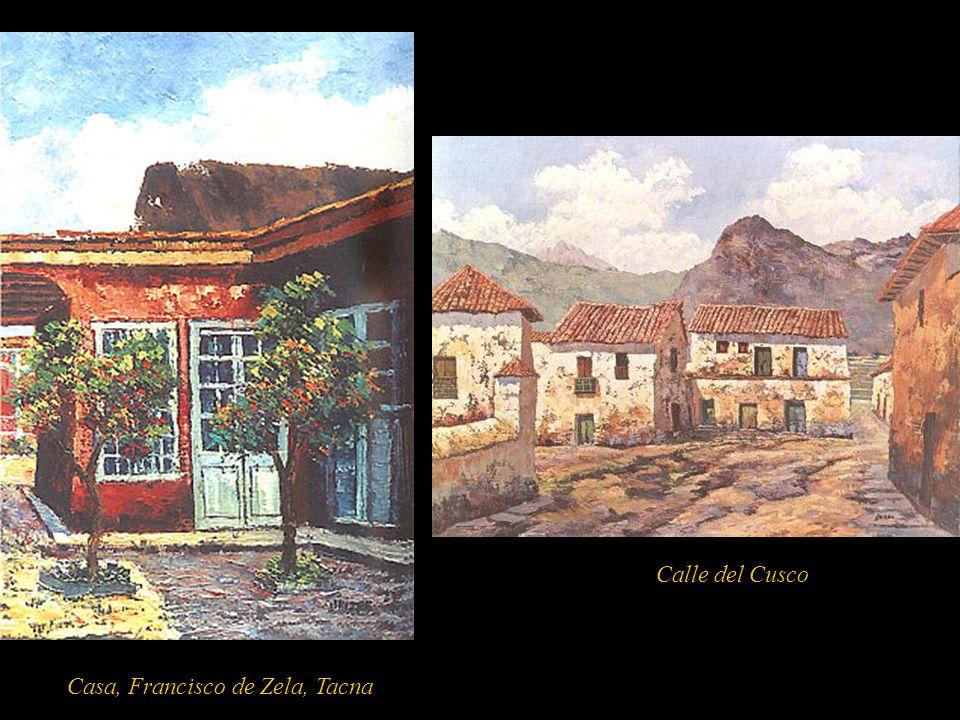 Casa, Francisco de Zela, Tacna