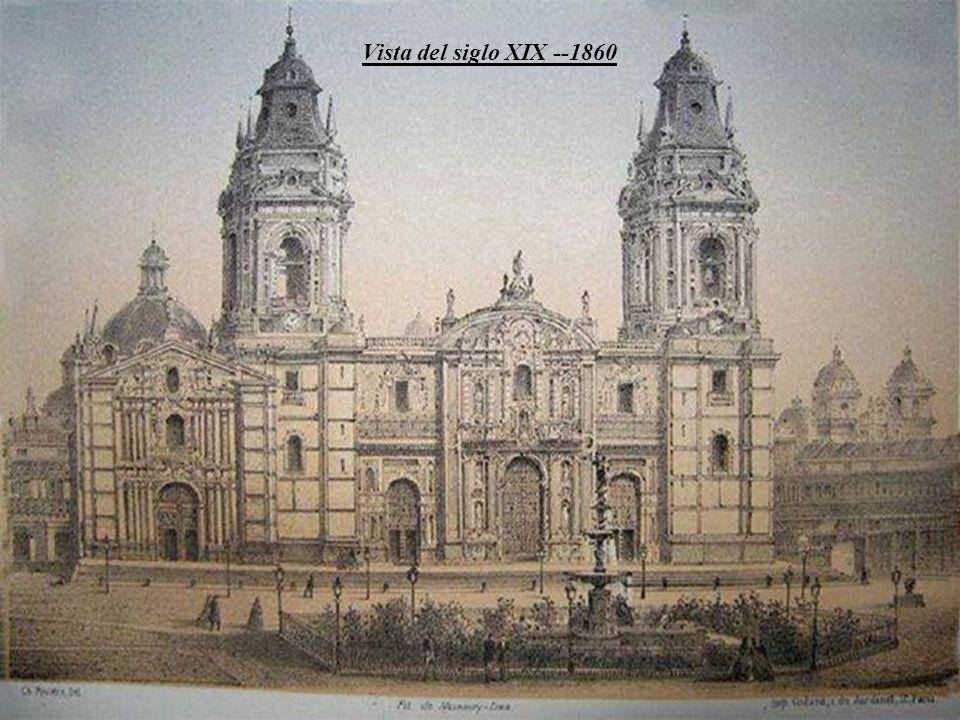 Vista del siglo XIX --1860