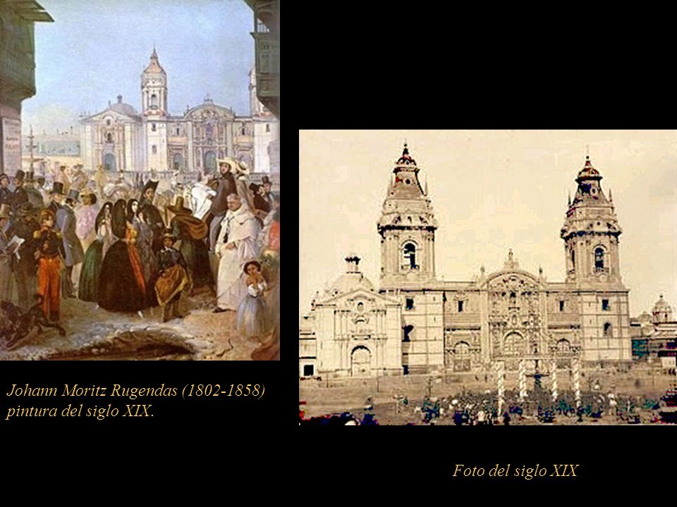 Johann Moritz Rugendas (1802-1858) pintura del siglo XIX.