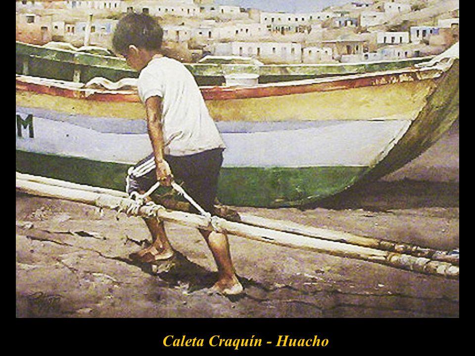 Caleta Craquín - Huacho