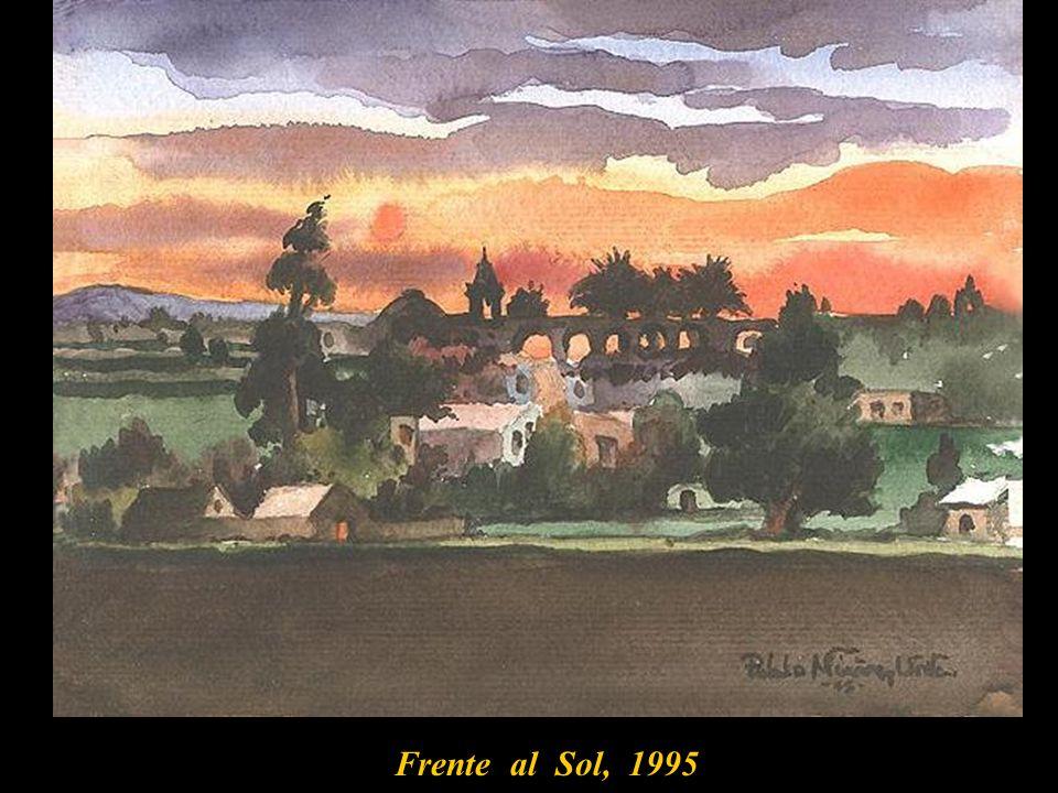 Frente al Sol, 1995