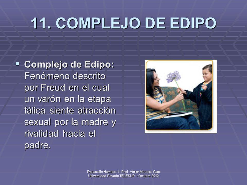 11. COMPLEJO DE EDIPO