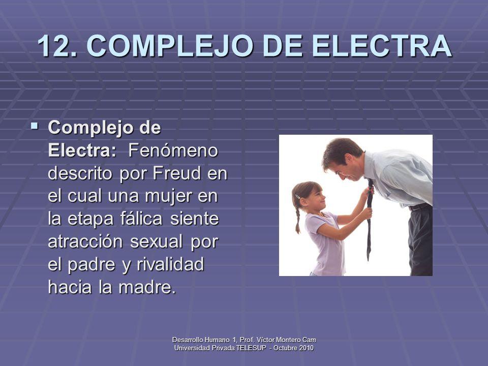 12. COMPLEJO DE ELECTRA