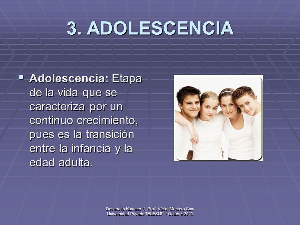 3. ADOLESCENCIA