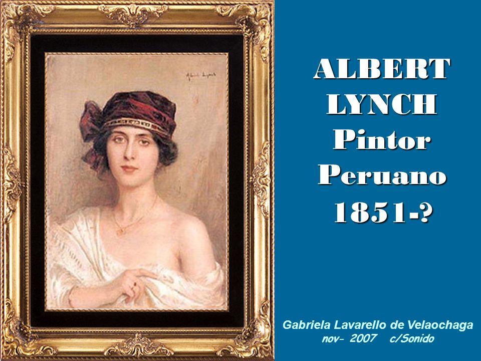 Gabriela Lavarello de Velaochaga nov- 2007 c/Sonido