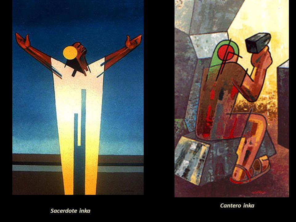 Sacerdote inka Cantero inka