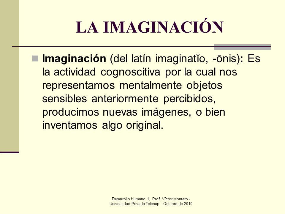 LA IMAGINACIÓN