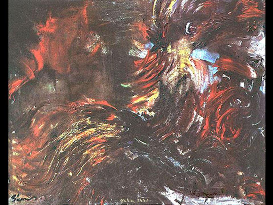 Gallos, 1952